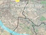La Treille, Perrotonnerie, Les Perches, Les Aurits, Les fauconnets, Rangeard, Les Lignes